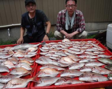 奥村釣船の2020年9月26日(土)5枚目の写真