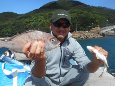 由良海つり公園&釣堀ランドの2020年9月27日(日)2枚目の写真