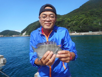 由良海つり公園&釣堀ランドの2020年9月27日(日)3枚目の写真