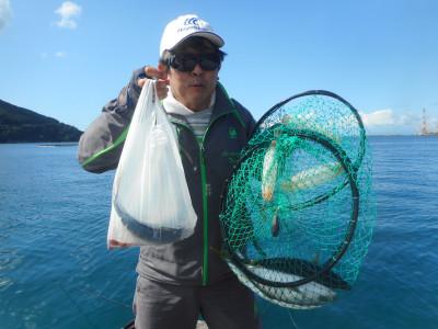 由良海つり公園&釣堀ランドの2020年9月27日(日)4枚目の写真