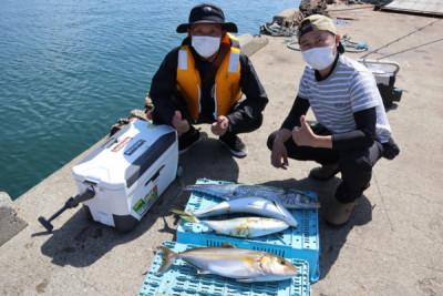 釣り船 魚英の2020年10月1日(木)1枚目の写真