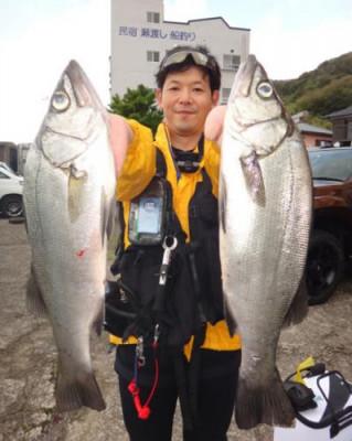 丸銀釣りセンターの2020年9月26日(土)1枚目の写真