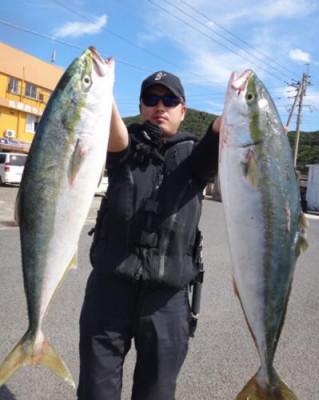 丸銀釣りセンターの2020年9月29日(火)2枚目の写真