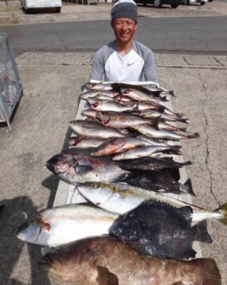 丸銀釣りセンターの2020年9月29日(火)3枚目の写真