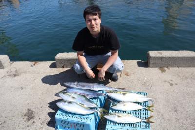 釣り船 魚英の2020年10月2日(金)1枚目の写真