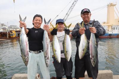 釣り船 魚英の2020年10月3日(土)3枚目の写真