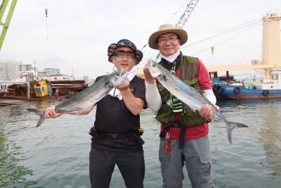 釣り船 魚英の2020年10月3日(土)4枚目の写真