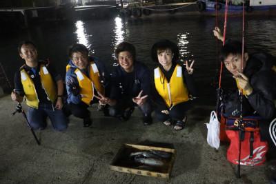 釣り船 魚英の2020年10月3日(土)5枚目の写真