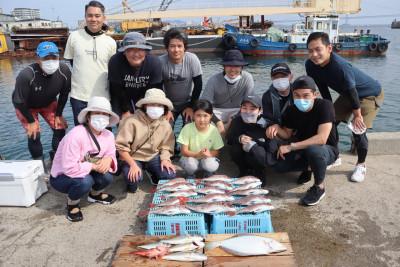 釣り船 魚英の2020年10月4日(日)1枚目の写真
