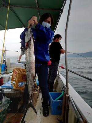 釣り船 魚英の2020年10月4日(日)2枚目の写真
