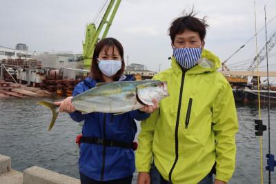 釣り船 魚英の2020年10月4日(日)5枚目の写真