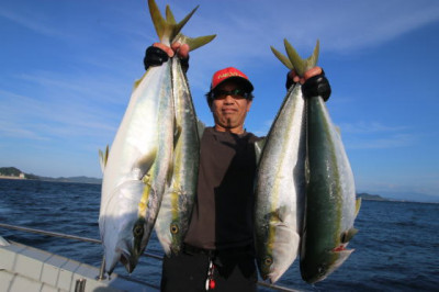 西岡遊漁の2020年9月28日(月)1枚目の写真