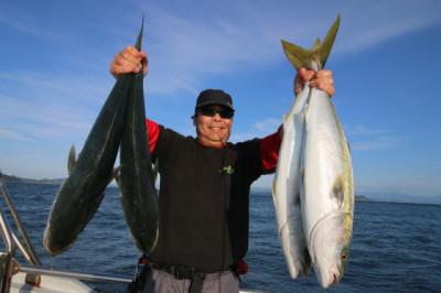 西岡遊漁の2020年9月28日(月)2枚目の写真