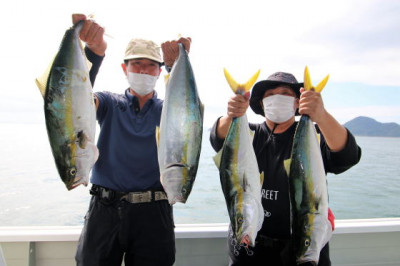 西岡遊漁の2020年9月29日(火)2枚目の写真