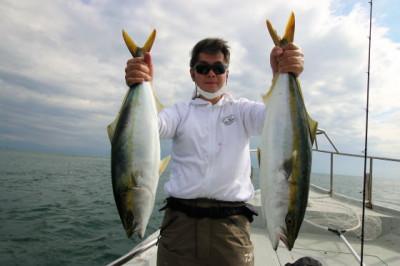 西岡遊漁の2020年9月29日(火)3枚目の写真
