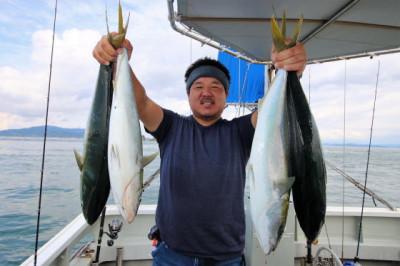 西岡遊漁の2020年9月30日(水)2枚目の写真
