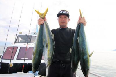 西岡遊漁の2020年9月30日(水)5枚目の写真