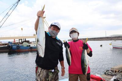 釣り船 魚英の2020年10月5日(月)1枚目の写真