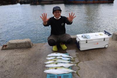 釣り船 魚英の2020年10月5日(月)3枚目の写真