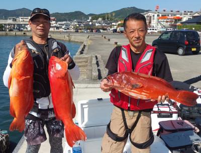 蝶栄丸の2020年10月7日(水)1枚目の写真