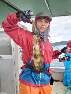 釣り船 魚英の2020年10月10日(土)4枚目の写真