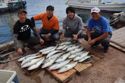 釣り船 魚英の2020年10月11日(日)2枚目の写真