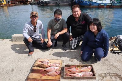 釣り船 魚英の2020年10月11日(日)4枚目の写真