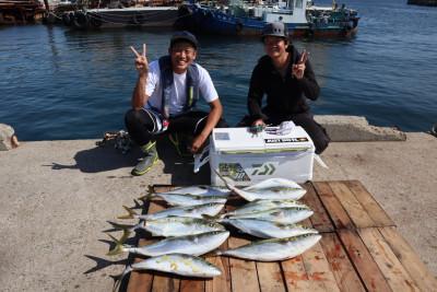 釣り船 魚英の2020年10月12日(月)1枚目の写真