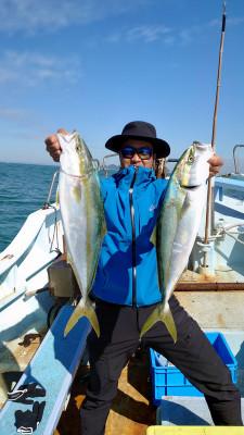 釣り船 秀進丸の2020年10月12日(月)2枚目の写真