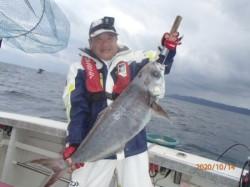 秀吉丸の2020年10月14日(水)4枚目の写真
