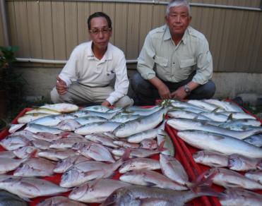 奥村釣船の2020年10月15日(木)3枚目の写真