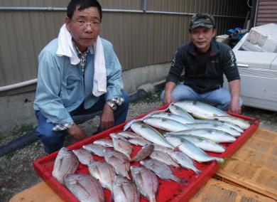 奥村釣船の2020年10月16日(金)2枚目の写真