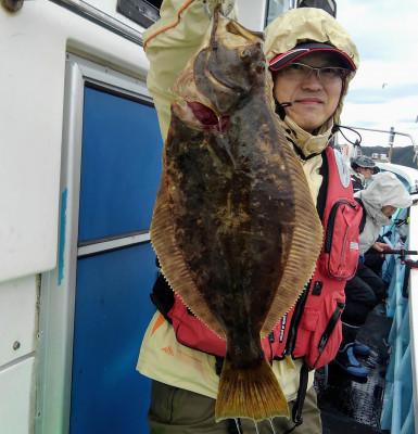 佐々木釣具店 平進丸の2020年10月17日(土)2枚目の写真