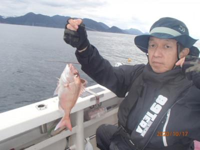 秀吉丸の2020年10月17日(土)3枚目の写真