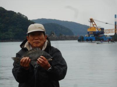 由良海つり公園&釣堀ランドの2020年10月19日(月)1枚目の写真
