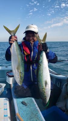 釣り船 秀進丸の2020年10月20日(火)1枚目の写真