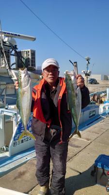 釣り船 秀進丸の2020年10月20日(火)2枚目の写真