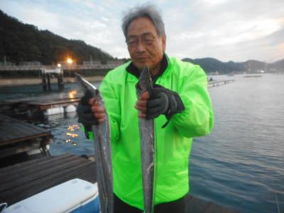 由良海つり公園&釣堀ランドの2020年10月20日(火)1枚目の写真