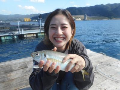 由良海つり公園&釣堀ランドの2020年10月21日(水)1枚目の写真