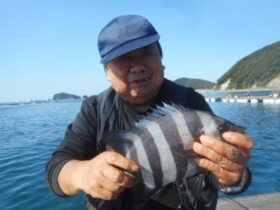 由良海つり公園&釣堀ランドの2020年10月21日(水)2枚目の写真