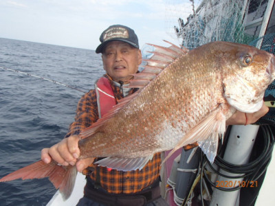 秀吉丸の2020年10月21日(水)3枚目の写真