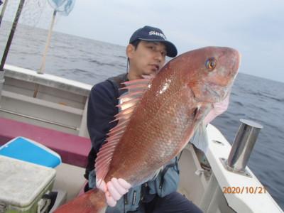 秀吉丸の2020年10月21日(水)5枚目の写真
