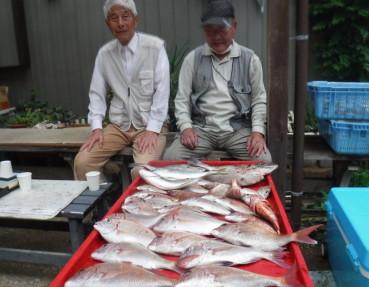 奥村釣船の2020年10月19日(月)1枚目の写真