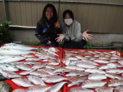 奥村釣船の2020年10月19日(月)3枚目の写真