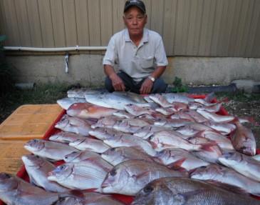 奥村釣船の2020年10月20日(火)3枚目の写真