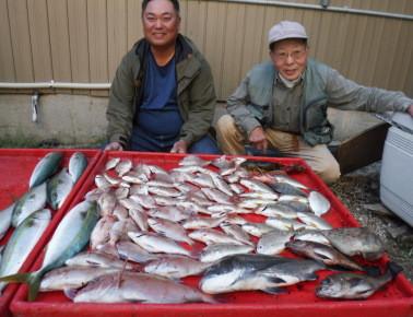 奥村釣船の2020年10月21日(水)2枚目の写真