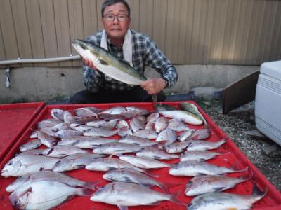 奥村釣船の2020年10月21日(水)3枚目の写真