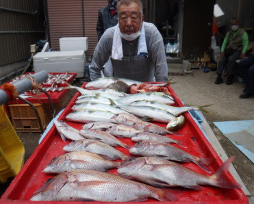 奥村釣船の2020年10月22日(木)1枚目の写真