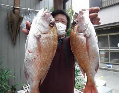 奥村釣船の2020年10月22日(木)2枚目の写真