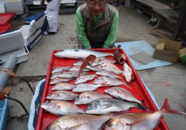 奥村釣船の2020年10月22日(木)3枚目の写真